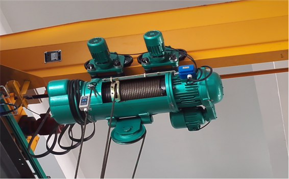 CDK/MDK型电动葫芦