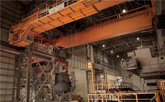 QDY型冶金熔炼起重机